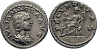 Denar 218-220 RÖMISCHE KAISERZEIT Antiochia Julia Maesa, 218-225 f.vz  295,00 EUR free shipping