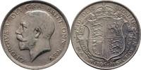 1/2 Crown 1918 Großbritannien George V., 1910-1936. vz  35,00 EUR  +  3,00 EUR shipping
