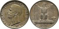 5 Lira 1930 Italien Viktor Emanuel III., 1900-1946 vz  20,00 EUR  +  3,00 EUR shipping