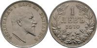 Lew 1910 Bulgarien Ferdinand I., 1887-1918 bankfrisch  45,00 EUR  +  3,00 EUR shipping