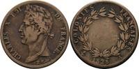 5 Centimes 1828 A Frankreich Kolonie  fss  25,00 EUR  +  3,00 EUR shipping