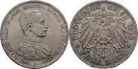 5 Mark 1913 Preussen Wilhelm II., 1888-1918 Kratzer, fast vorzüglich  40,00 EUR  +  3,00 EUR shipping