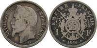 Franc 1866 Frankreich Paris Napoleon III., 1852-1870. f.ss  10,00 EUR  +  3,00 EUR shipping
