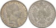 Florin Gulden 1858 Austria Ungarn Franz Joseph, 1848-1916 fast Stempelg... 25,00 EUR  +  3,00 EUR shipping