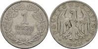 Reichsmark 1925 D Deutsches Reich  f.ss  15,00 EUR  +  3,00 EUR shipping
