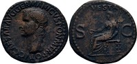 As 37-39 RÖMISCHE KaISERZEIT Caligula, 37-41 ss  250,00 EUR free shipping
