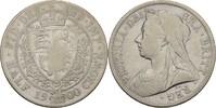 1/2 Crown 1900 Grossbritannien Victoria, 1837-1901 f.ss  25,00 EUR  +  3,00 EUR shipping