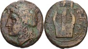 Bronze 337-250 Sizilien Tauromenion  ss  114.82 US$ 100,00 EUR  +  4.59 US$ shipping