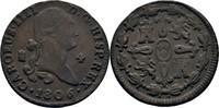 4 Maravedis 1806 Spanien Segovia Carlos IV., 1788-1808 ss  45,00 EUR  +  3,00 EUR shipping