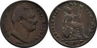 Farthing 1835 Großbritannien William IV., 1830-1837. f.ss  22.96 US$ 20,00 EUR  +  3.44 US$ shipping