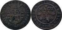 1/4 Macuta 1763 Port. Angola Joseph I., 1750-77 ss tiefer Schrötlingsfe... 30,00 EUR  +  3,00 EUR shipping