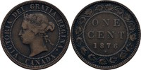 1 Cent 1876 H Kanada Victoria, 1837-1901 ss  11.48 US$ 10,00 EUR  +  3.44 US$ shipping