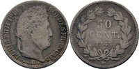 50 Centimes 1845 B Frankreich Louis Philippe I., 1830-48 fast ss  40,00 EUR  +  3,00 EUR shipping