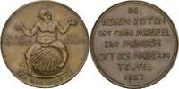 Medaille 1923 Deutsches Reich Hörnlein vz  20,00 EUR  +  3,00 EUR shipping