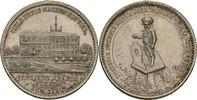 versilberte Bronzemedaille 1800-1850 ? Baden Lahr  Henkelspur, vz  45.93 US$ 40,00 EUR  +  4.59 US$ shipping