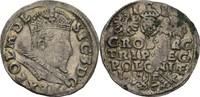 Dreigröscher Trojak 1596 Polen Lublin Sigismund III., 1587-1632 Prägesc... 172.23 US$ 150,00 EUR  +  4.59 US$ shipping