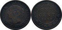 1 Cent 1859 Kanada Victoria, 1837-1901 ss-  28.70 US$ 25,00 EUR  +  4.59 US$ shipping