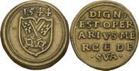 Ratszeichen 1544 Regensburg, Stadt  ss  149.27 US$ 130,00 EUR  +  4.59 US$ shipping