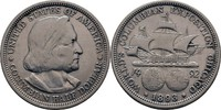 1/2 Dollar 1893 USA Kolumbus ss  18,00 EUR  +  3,00 EUR shipping
