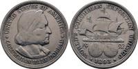 1/2 Dollar 1893 USA Kolumbus ss  20.67 US$ 18,00 EUR  +  3.44 US$ shipping