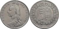 1/2 Crown 1890 Grossbritannien Victoria, 1837-1901. f.ss  20,00 EUR  +  3,00 EUR shipping