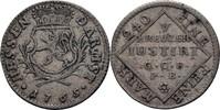 5 Kreuzer 1765 Hessen Darmstadt Ludwig VIII., 1739-1768 ss  185,00 EUR  plus 3,00 EUR verzending