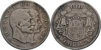 5 Dinar 1904 Serbien Peter I., 1903-1918 Kratzer, kleine Henkelspur, ss  40,00 EUR  +  3,00 EUR shipping