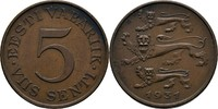 5 Senti 1931 Estland  ss  7,00 EUR  +  3,00 EUR shipping