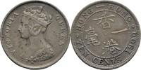 10 Cents 1900 Hongkong Victoria, 1837-1901 ss  10,00 EUR  +  3,00 EUR shipping