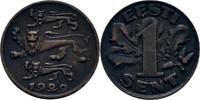 1 Sent 1929 Estland  ss  8,00 EUR  +  3,00 EUR shipping