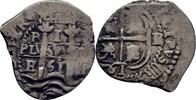 Real 1661 Spanien Bolivien Potosi Philipp IV., 1621-1665. ss  100,00 EUR  +  3,00 EUR shipping