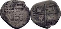 Real Cob 1598-1665 Spanien Mexico Bolivien Potosi Philipp III. bis Phil... 60,00 EUR  +  3,00 EUR shipping
