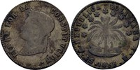 4 Sol 1855 Bolivien  f.ss  20,00 EUR  +  3,00 EUR shipping