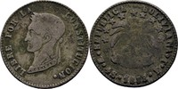 4 Sol 1858 Bolivien  f.ss  25,00 EUR  +  3,00 EUR shipping
