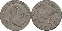 3 Gröscher 1783 A Preussen Berlin Friedrich II., 1740-1786 Prägefrisch  75,00 EUR  +  3,00 EUR shipping