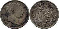 6 Pence 1817 Grossbritannien George III., 1760-1820. kl. Bug, ss  50,00 EUR  +  3,00 EUR shipping