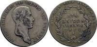 Taler 1814 Preussen Berlin Friedrich Wilhelm III., 1797-1840 ss  60,00 EUR  +  3,00 EUR shipping
