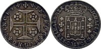 120 Reis 1828-1834 Portugal Miguel I., 1828-1834 vz  60,00 EUR  +  3,00 EUR shipping