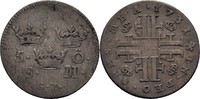 5 Öre 1731 Schweden Friedrich I., 1720-1751 ss  30,00 EUR  +  3,00 EUR shipping