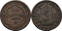 Kreuzer 1794 RDR Burgau Günzburg Habsburg Franz II./I., 1792-1835. ss  20,00 EUR  +  3,00 EUR shipping