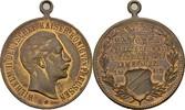 Tragbare Medaille 1903 Baden Wilhelm II. vz  40,00 EUR  +  3,00 EUR shipping
