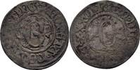 Körtling 1537 Göttingen  Prägeschwächen, ss  95,00 EUR  +  3,00 EUR shipping