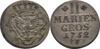 2 Mariengroschen 1752 Preussen Friedrich II., 1740-1786 ss  50,00 EUR  +  3,00 EUR shipping