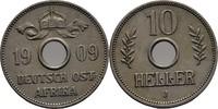 10 Heller 1909 DOA Deutsch Ostafrika  vz  35,00 EUR  +  3,00 EUR shipping