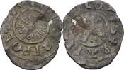 Denier 1231-1251 Kreuzfahrer Tripolis Bohemund V., 1231-1251 Gelocht, ss  80,00 EUR  +  3,00 EUR shipping