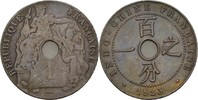1 Centime 1923 Französ. Indochina  ss  10,00 EUR  +  3,00 EUR shipping