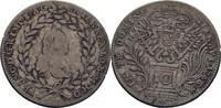 10 Kreuzer 1766 RDR Steiermark Graz Franz I., 1745-1765 f.ss/ss  100,00 EUR  +  3,00 EUR shipping