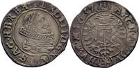 3 Kreuzer 1637 RDR Böhmen Prag Ferdinand II., 1619-1637 ss+  40,00 EUR  +  3,00 EUR shipping