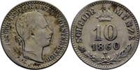 10 Kreuzer 1860 Austria Ungarn Venetien Venedig Franz Joseph, 1848-1916... 50,00 EUR  +  3,00 EUR shipping