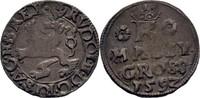Maly Groschen 1592 RDR Böhmen Joachimstal Rudolph II., 1576-1612 ss  40,00 EUR  +  3,00 EUR shipping